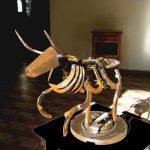 Sculptures sur fer