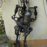 el pistouflero sculpture art