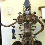 la pistouflera sculpture métallique