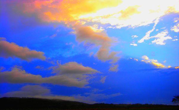 photo le soleil revient